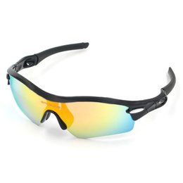 72d3826ec70 Outdoor sports cycling spectacles polarizing UV protection sunglasses  riding wind night vision glasses
