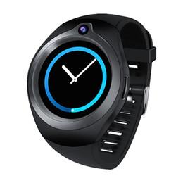 $enCountryForm.capitalKeyWord Australia - GPS Smart Watch Phone 2G 3G Network 1G+16G Camera SIM Card Android 5.1 Wristwatch Fitness Tracker Heart Rate Monitor Smartwatch