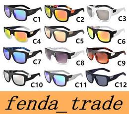 7d2ca52169 Discount mirrored sunglasses trend - 2018 New 12 colors option brand The  REMIT Sunglasses Men Women
