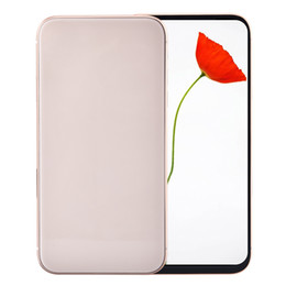 Chinese  New 5.8 inch All Screen HD+ Goophone XS V4 Face ID Wireless Charger Quad Core MTK6580 1GB 8GB 3G WCDMA GPS 8MP Camera Metal Frame Smartphone manufacturers
