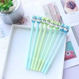 Pens, Pencils & Writing Supplies Peerless 0.5mm Lutra Otter Animal Gel Pen Signature Pen School Office Supply Promotional Gift