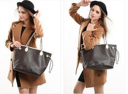 $enCountryForm.capitalKeyWord NZ - 2018 Totes with Removable Zippered Clutch Shoulder Bags Designer Handbag for Women Genuine Leather Totes Never fulls GM MM