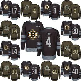 Milan Lucic Jersey Canada - Men s Custom 2018 Boston Bruins 4 Bobby Orr 9 Johnny  Bucyk fd06612a3