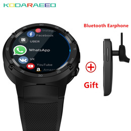 phone 5mp 2019 - Smart watch Android 7.0 MTK6737 Quad Core 1GB+16GB 5MP Camera 580mAh 4G 3G 2G Data Call SmartWatch Phone Men fashion 201