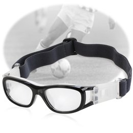 ee709ce3bb06 Children Basketball Football Sports Eyewear Goggles PC Lens Protective Eye  Glasses Non-toxic PC Glasses Adjustable Strap