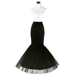 $enCountryForm.capitalKeyWord UK - 2018 Cheap One Hoop Petticoat Crinoline for Mermaid Wedding Dresses Flounced Mermaid Petticoat Slip Cheap In Stock