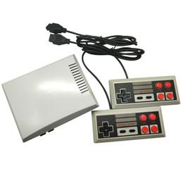 Großhandel Mini-TV-Videospiele für NES 620, kommt mit Kleinkasten, heißer Verkauf PALNTSC Dual Gamepad, kostenloser DHL