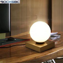 Lights & Lighting Led Lamps Modern Table Lamp E27 Wooden Desk Lamp Diamond Bedside Lamp For Home/bedroom/living Room Decor Eu-plug Wooden Base Tafellamp High Quality