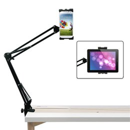Wholesale Universal Flexible Tablet Stand Holder for Ipad Mini Tablet Holder Bed Desktop Mount for Inch Iphone Phone