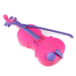 Funny Toy Magic UK - Pink Magic Children Music Violin Musical Instrument Gift Funny Singing Toy