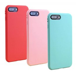 Dark blue matte online shopping - Matte Candy Soft TPU Phone Cases For Iphone Plus X XR XS XS MAX