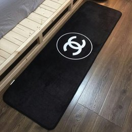 Wholesale 2018 new fashion mat bathroom anti slip mat series high grade super soft home living room doormat children crawling yoga mat