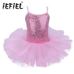ec8c1f0742b8 2017 Newest Christmas Gift Party Fancy Costume Cosplay Girls Ballet Tutu  DressTutu Ballet Dance Leotard Dress Y1892112