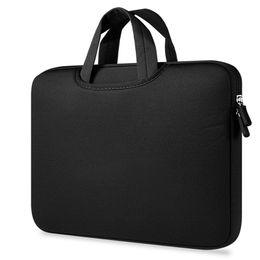 Liner Sleeve Laptop Bag 11 12 13 15 15.6 pollici per MacBook Air Pro Retina Borsa per computer Custodia Notebook da 15.6 pollici
