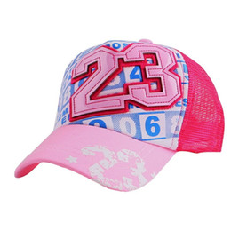 $enCountryForm.capitalKeyWord UK - Hot children Mesh baseball Cap summer Autumn boy girl hats fashion caps 2018