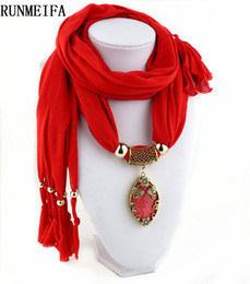 Discount wholesale scarf pendants 2018 scarf jewelry pendants discount wholesale scarf pendants runmeifa 2017 new arrival charms scarf round pendant scarf jewelry aloadofball Image collections