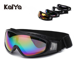$enCountryForm.capitalKeyWord Canada - 2018 new hot cool outdoor riding sunglasses X400 windproof glasses motorcycle CS impact goggle mountaineering skiing goggle