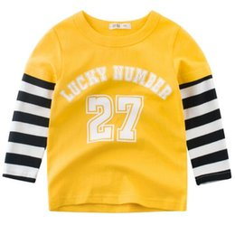 $enCountryForm.capitalKeyWord UK - Quality Cartoon Children Tops Boys pullover Sweater Shirt Tops Kids Outfits Tees Student Underwear Clothes 13 styles 2-7years CQZ168