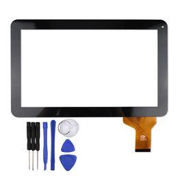 $enCountryForm.capitalKeyWord Australia - 10.1 inch Touch Screen for Tablet PC MF-595-101F fpc XC-PG1010-005FPC DH-1007A1-FPC033-V3.0 FM101301KA Capacitance Glass Panel