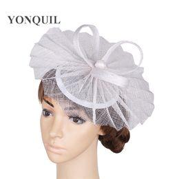 d2572183 Elegant ladies party gold fascinators wedding hat hair accessories cocktail  headwear occasion headpiece hats TMYQ114