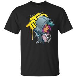 Maglietta del manicotto del bicchierino della stampa del fumetto della maglietta della stampa del fumetto della maglietta di Fortnite Artist degli uomini di Fortnite libera la stampa della lettera di trasporto in Offerta