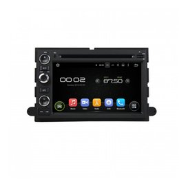 ford dash gps Australia - Car DVD player for Ford Fusion Explorer F150 2GB RAM Octa-core 7inch Andriod 6.0 with GPS,Steering Wheel Control,Bluetooth,Radio