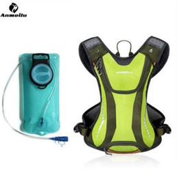 Women hydration backpack online shopping - ANMEILU Men Women L Cycling Backpack Waterproof Outdoor Sports Bag Hydration Climbing Running Camelback Baddler L Water Bags