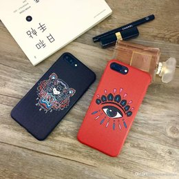 Discount max green - 2018 New Brand Tiger Eyes phone case for iphone 6S 6 6plus back cover for iphone 7 7plus 8 8plus X XS XR XS Max