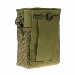 Magazine duMp pouch online shopping - Storage Bag Molle Tactical Magazine Dump Belt Pouch Bags Tactical Bag Utility Hunting Magazine Pouch B2Cshop
