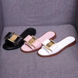 4d57ed5318e0 Bow tie Comfortable Outdoor Flat Sandal New Women Sandals Summer Fashion Flip  Flops Women s Brand ShoesBeach Slippers size 34-41