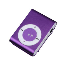 China New Portable MP3 Player NC1888 Mini USB Clip Multicolor MP3 Player LCD Screen Support 32GB Micro SD TF Card Music Players cheap build green screen suppliers