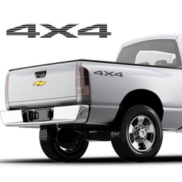 $enCountryForm.capitalKeyWord Australia - For (2Pcs)4x4 Truck Bed Decals, Fits FORD, CHEVY SILVERADO, GMC SIERRA, TACOMA