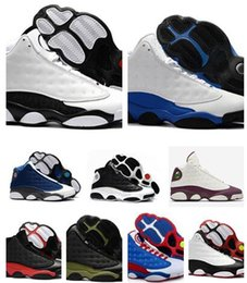 8bfc4fa44446 High Quality 13s Love   Respect Bred Chicago Men Basketball Shoes 13s DMP  Grey Toe History Of Flight Hyper Royal Sneakers Tennis Shoes