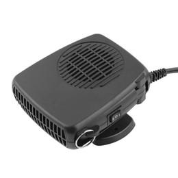 Опт 2017 новый 12V Авто Авто автомобиль портативный сушилка Портативный керамический нагревательный охлаждения тепловентилятор стекол Влагоуловитель автомобилей горячая продажа
