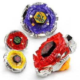 Chinese  Beyblade AA26 4IN1 Gyro Battle Arena Set 4pcs Gyro Starter Set with String Booster Beyblade Toys for Kids manufacturers