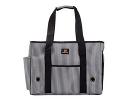 Puppy Bag Carrier NZ - Manufacturer Classic Plaid Pet Dog Carrier Bags For Small Dogs Travel Outdoor Puppy Chihuahua Cats Breathable Shoulder Bags S M L