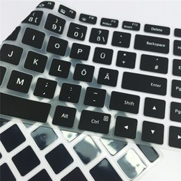Laptops Spanish Australia - Silicon Russian Spanish French AZERTY Keyboard Cover For Xiaomi Air 12.5 13.3 Pro15.6 Waterproof Laptop Keyboard Skin
