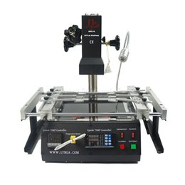 China LY IR6500 V.2 infrared bga rework station, laptop motherboard bga repair machine,with pcb jig suppliers