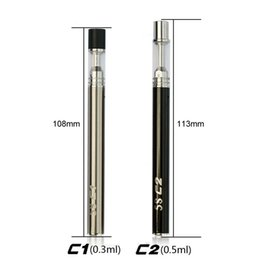 $enCountryForm.capitalKeyWord NZ - Hot Electronic Cigarette Wax Vape Pen Starter Kits 5S Dry Herb Vaporizer Tank Ceramic Coil Head Mjtech Factory Price