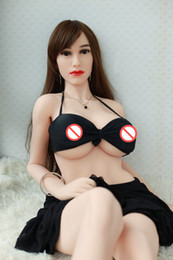 Hot oral doll online shopping - New TPE Realdolls Silicone Sex Dolls The Sexual Doll Oral Anal Vagina Sexy Hardbodies Love Doll for men in sex Dolls cm Hot sale