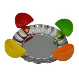 China Small Kitchen Bowl Dish Clip Seasoning Dish For Tomato Sauce Vinegar Sugar Flavor Spices Kitchen Accessories jc-239 supplier tomato flavor suppliers
