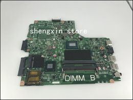 Vga Fiber Australia - FOR DELL INSPIRON 2421 3421 5421 laptop motherboard CN-07TT7V 7TT7V 12204-1 DNE40-CR W  I3-3227U CPU Test 100%