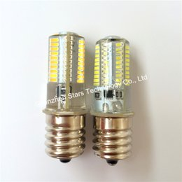 Chandeliers dimmable lights online shopping - E17 SMD3014 leds leds W W V V Led Bulbs decoration light Chandelier Crystal room dimmable Corn lights