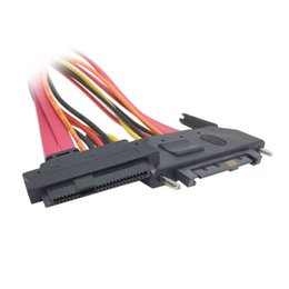 $enCountryForm.capitalKeyWord Australia - SFF-8482 SAS Cable 29Pin Male to Female Hard Disk DRIVE EXTENSION Cable 25cm