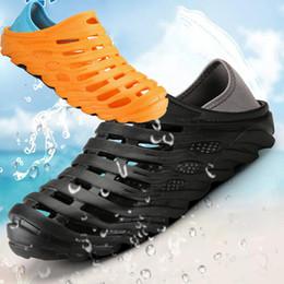 $enCountryForm.capitalKeyWord Canada - Summer Men's Garden Clogs Slippers EVA Casual Fashion Non Slip Sandals For Men
