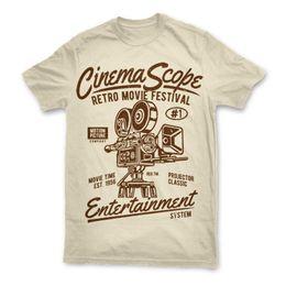 Green Scope NZ - Cinema Scope t shirt design