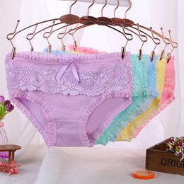 2306820d9 Ladies underwear woman panties fancy lace calcinha renda sexy panties for  women traceless crotch of cotton briefs hot sale