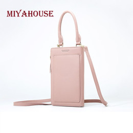 9f5e17c90be1 Miyahouse High Quality Luxury Wallet For Women Candy Color Wallet With  Zipper For Women Sweet Style PU Leather Lady Purse