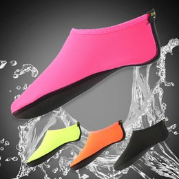 Swims Boots NZ - Professional Men Women Yoga Exercise Snorkeling Scuba Diving Socks Beach Boots Wetsuit Warming Non-slip Winter Swimming Seaside