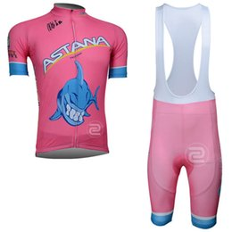 42d7097ff ASTANA UCI World Tour team 2018 cycling jersey Bike short Sleeve suit MTB  Bib Shorts Set Breathable Bicycle Clothing Sport wear 91915Y